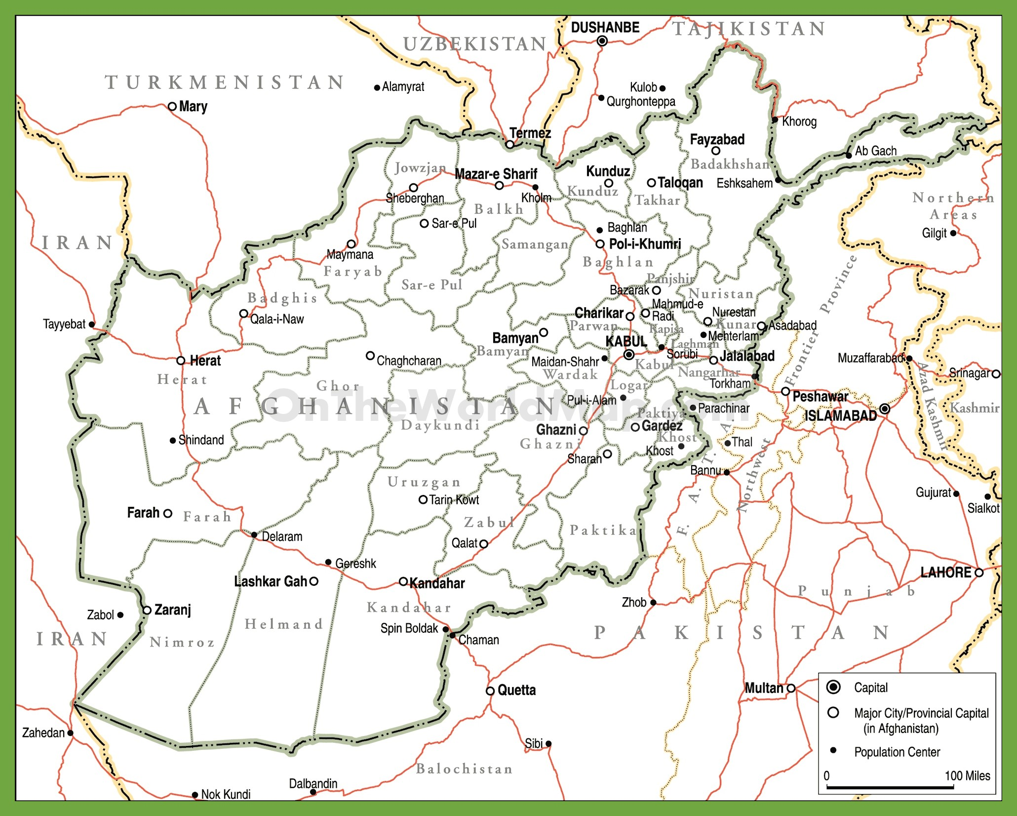 Map Of Europe With Provinces.Political Map Of Afghanistan With Provinces