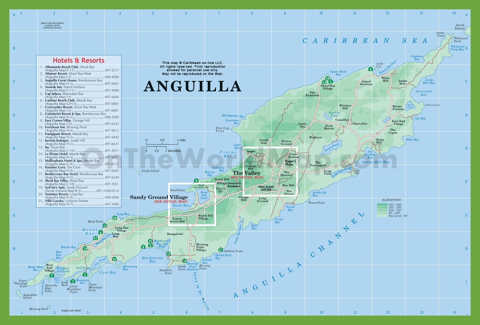Map of Anguilla with hotels and resorts Anguilla Resorts Map on anguilla on world map, anguilla antigua map, anguilla beaches map, anguilla guide map, the valley anguilla map, anguilla luxury resorts, shoal bay anguilla map, anguilla airport, netherlands antilles map, banff hotels map, anguilla beach map, sandy ground anguilla map, meads bay resort map, bali resort map, anguilla beach party, greater antilles islands map, atlantis resort map, anguilla west indies map, anguilla island map, viceroy anguilla map,