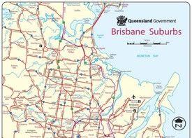 Map Of Brisbane Suburbs Brisbane Maps | Australia | Maps of Brisbane Map Of Brisbane Suburbs