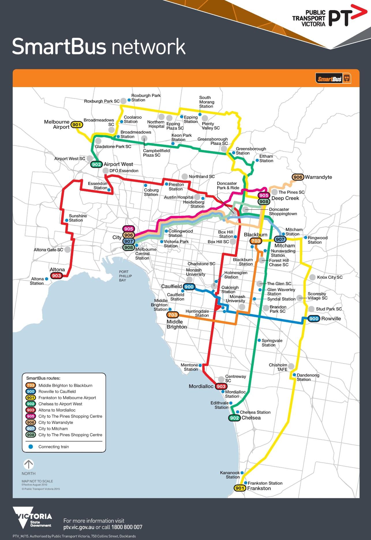 Melbourne Maps Australia Maps of Melbourne