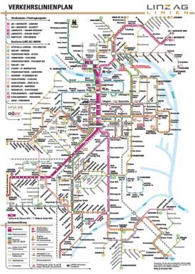 Linz Maps Austria Maps of Linz
