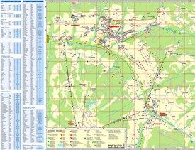 Alpbach hotel map