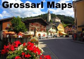 Grossarl maps