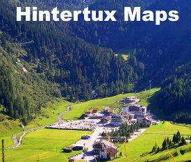 Hintertux maps