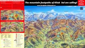 Kitzbühel summer map