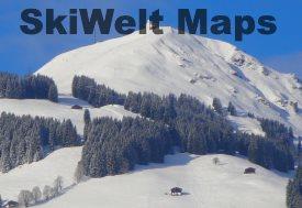 SkiWelt maps