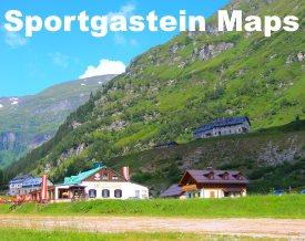 Sportgastein maps
