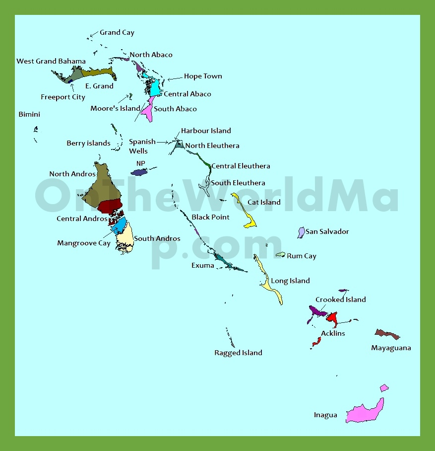 The Bahamas Maps | Maps of The Bahamas on thailand on map, belize on map, el salvador on map, puerto rico on map, grenada on map, cuba on map, tegucigalpa on map, haiti on map, venezuela on map, amazon river on map, falkland islands on map, ivory coast on map, bora bora on map, jamaica on map, guam on map, trinidad on map, costa rica on map, us virgin islands on map, barbados on map, central america on map,