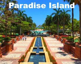 Paradise Island maps