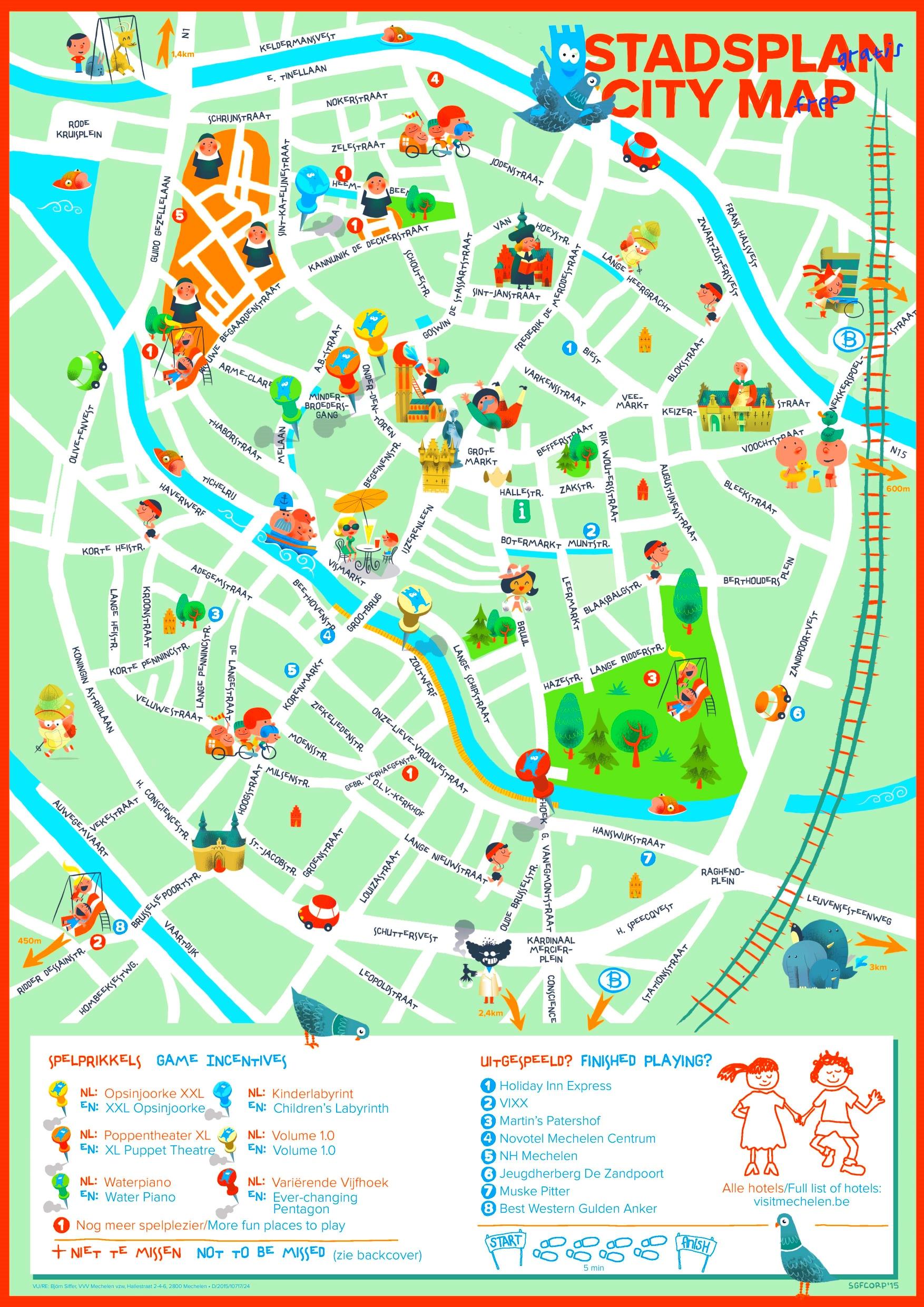 Maps For Kids Mechelen map for kids Maps For Kids