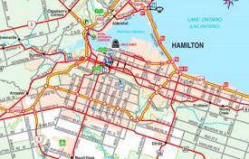 Hamilton road map