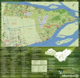 Rivière-des-Prairies–Pointe-aux-Trembles map
