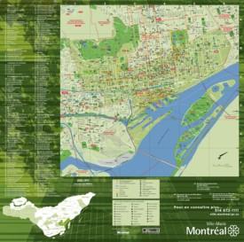 Ville-Marie map