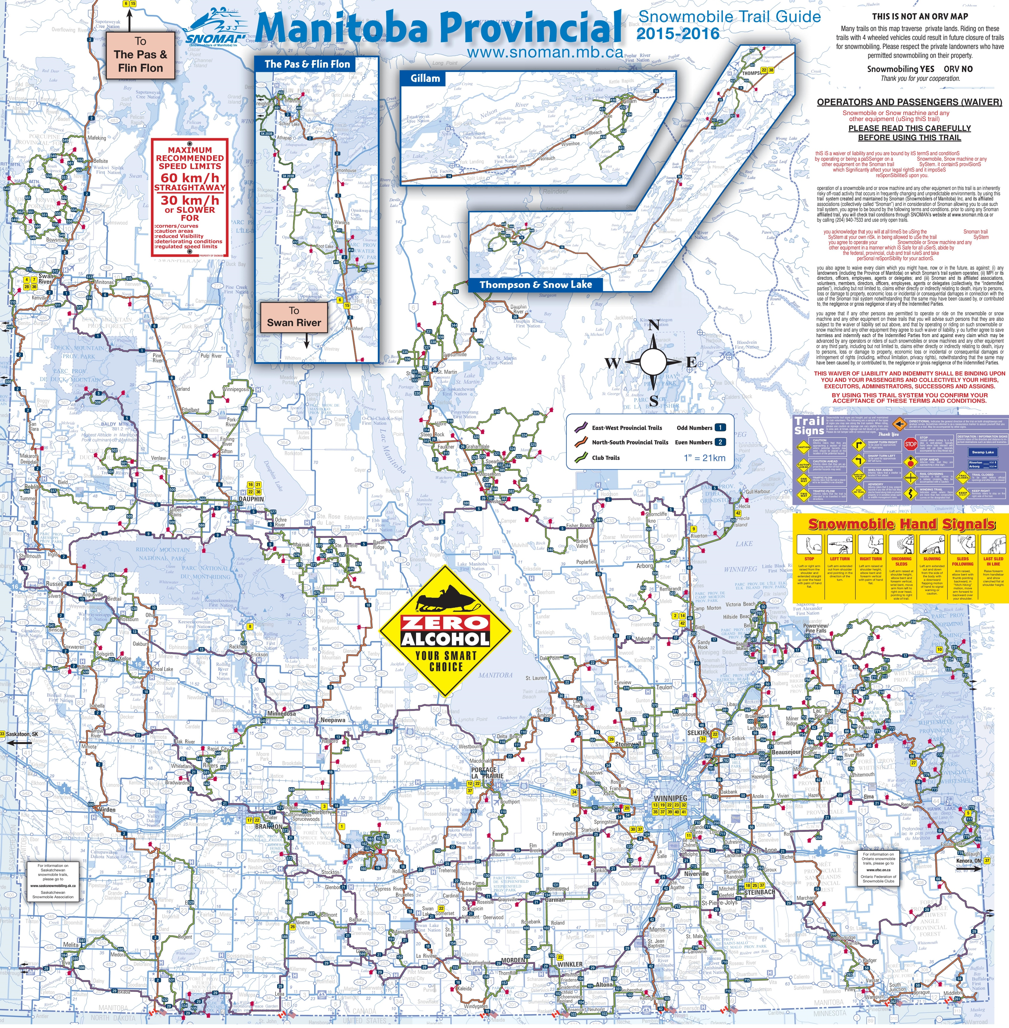 Snowmobile Trail Pass | Trail Maps, Trail Permit Prices & Conditions