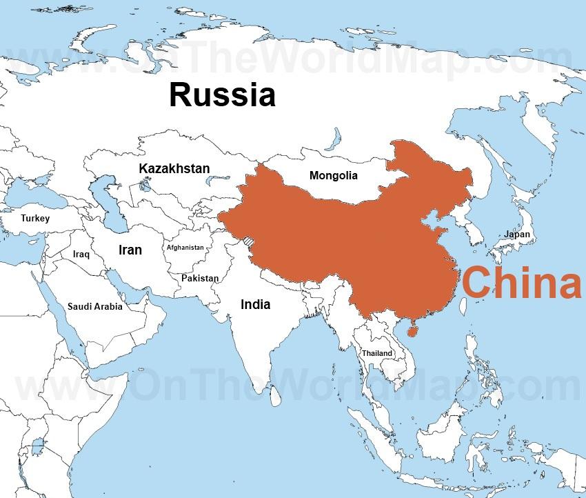 china asia: