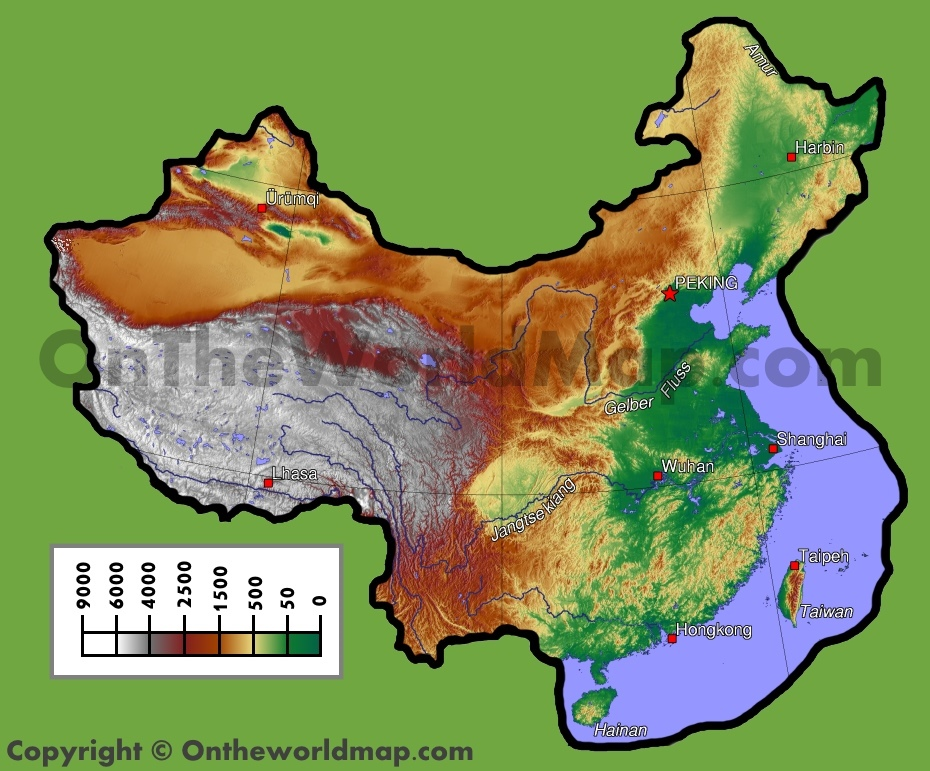south america landform map with China Physical Map on Bresil Carte Villes together with Map Of Sardinia With Cities And Towns furthermore Lubeck City Map moreover Lec2 besides Volcanic Mountain Formation Diagram.