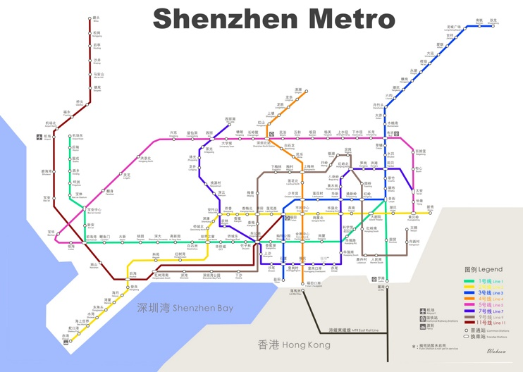 Map Of Metro Lines Mexico City