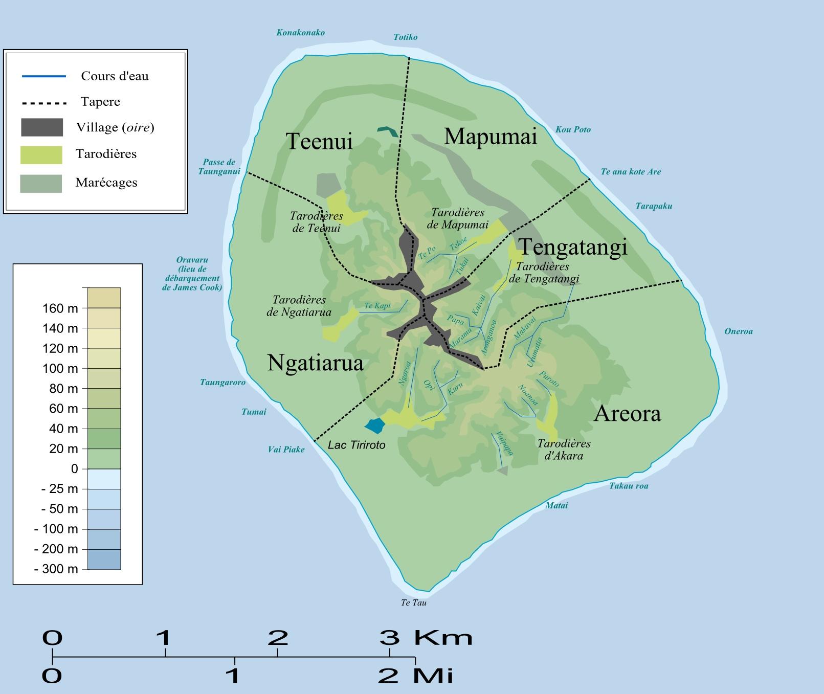 Cook Islands Maps Maps Of Cook Islands - Cook islands map