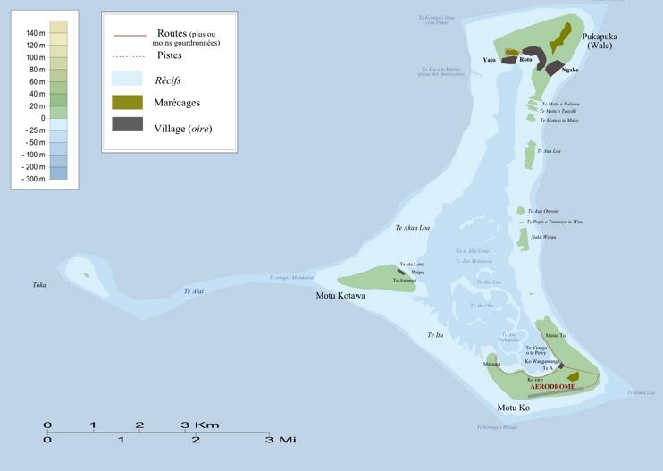 Pukapuka map