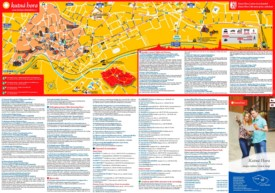 Kutná Hora tourist map