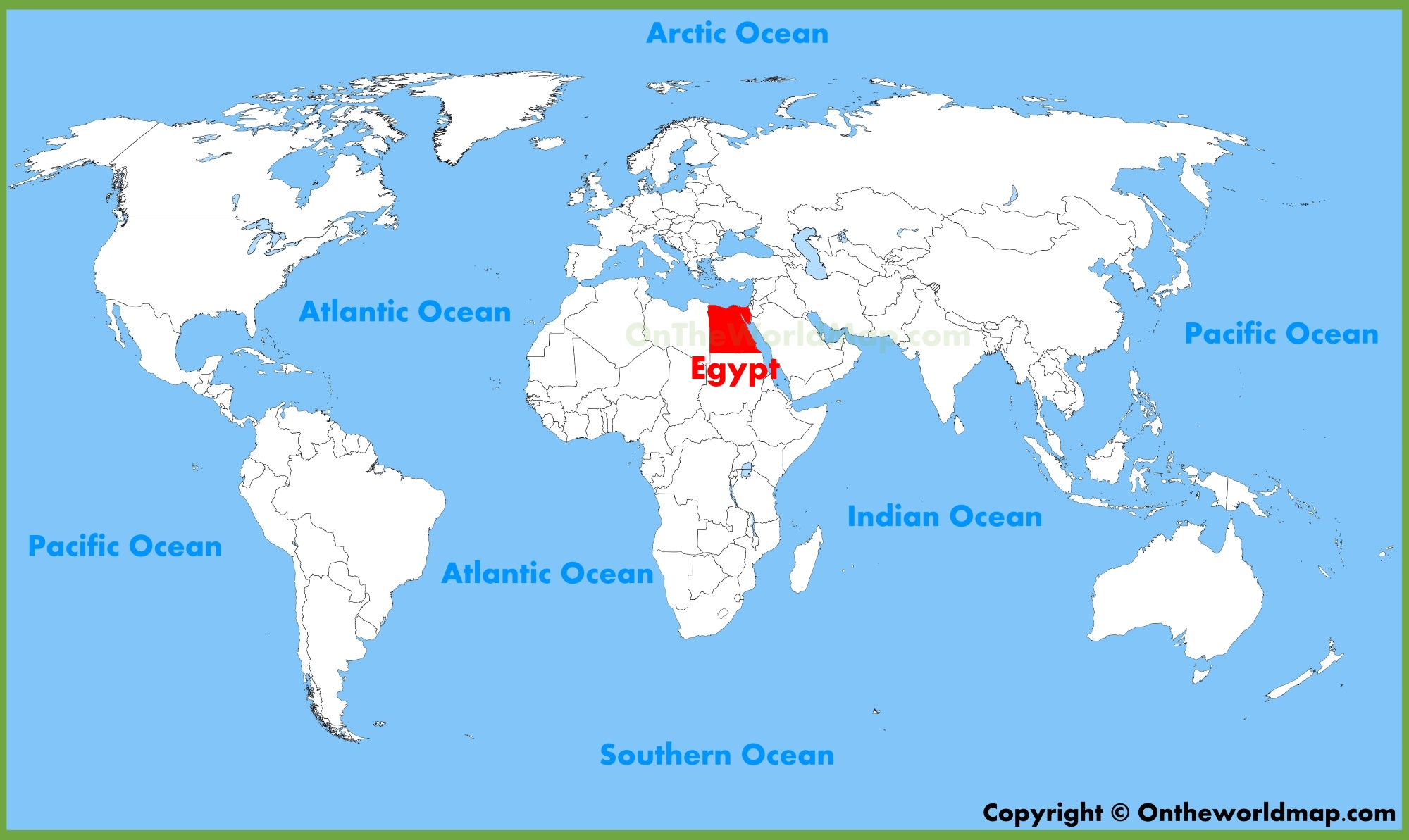 Egypt Maps Maps Of Egypt - Map of egypt picture