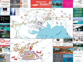 Porto-Vecchio sightseeing map