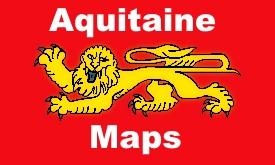 Aquitaine maps