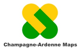 Champagne-Ardenne maps