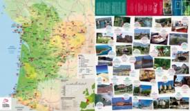 Nouvelle-Aquitaine tourist map