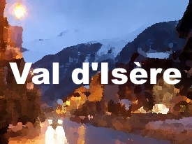Val d'Isère maps