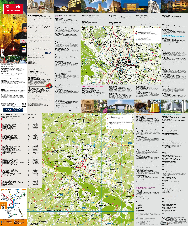 Bielefeld Maps Germany Maps of Bielefeld