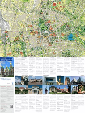 Darmstadt tourist attractions map
