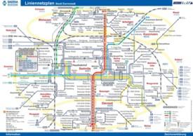 Darmstadt Maps Germany Maps of Darmstadt