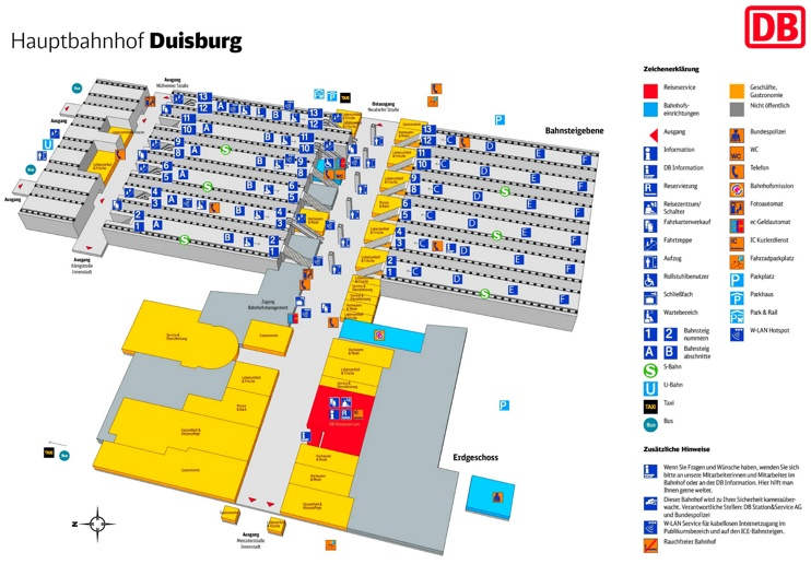 duisburg hauptbahnhof map. Black Bedroom Furniture Sets. Home Design Ideas