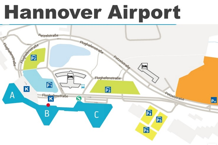 Hannover Maps Germany Maps of Hannover Hanover