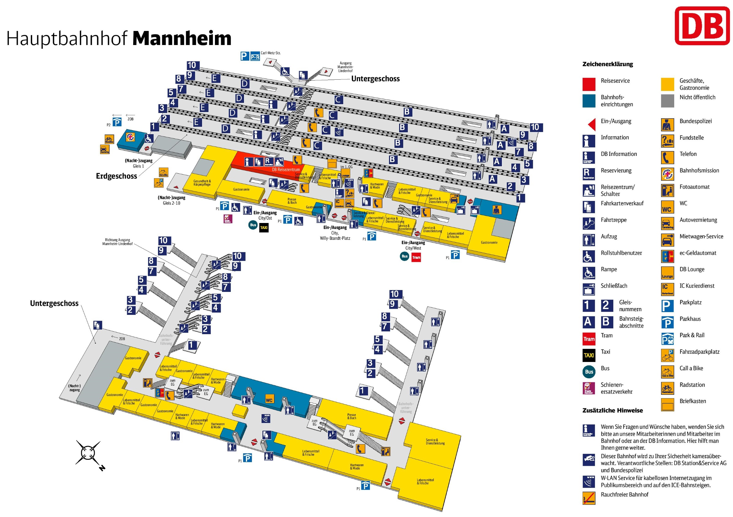 mannheim hauptbahnhof map. Black Bedroom Furniture Sets. Home Design Ideas