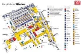 Munich Maps Germany Maps of Munich Mnchen