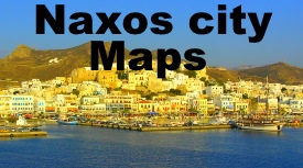 Naxos City maps