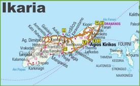 Ikaria road map