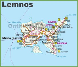 Lemnos road map