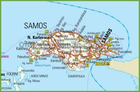 Samos road map