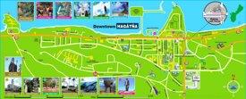 Hagåtña tourist map