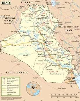 Iraq road map