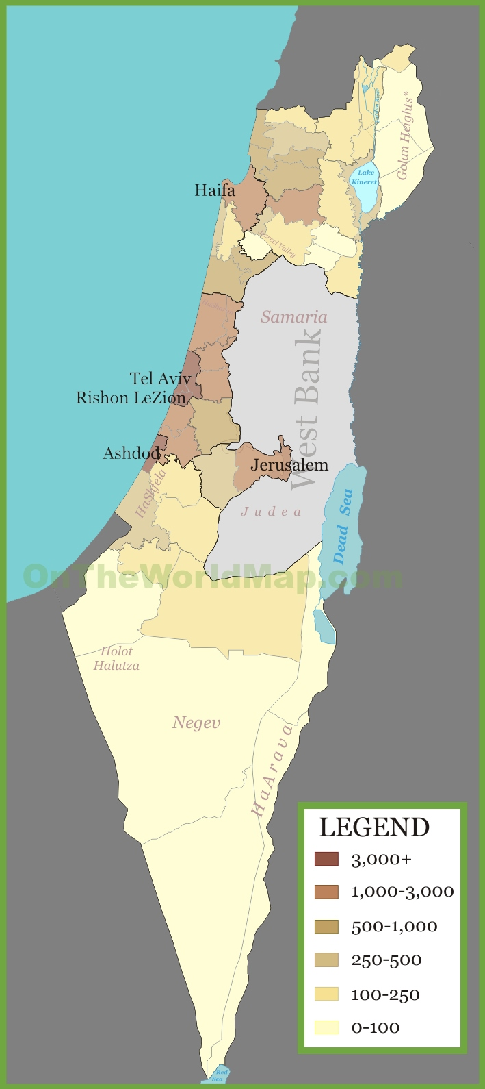 Beer Sheva Israel Map%0A free cover letter