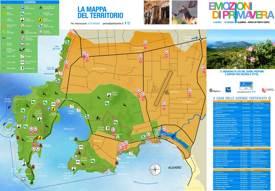 Parco di Porto Conte Map