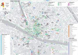 Florence public toilets map