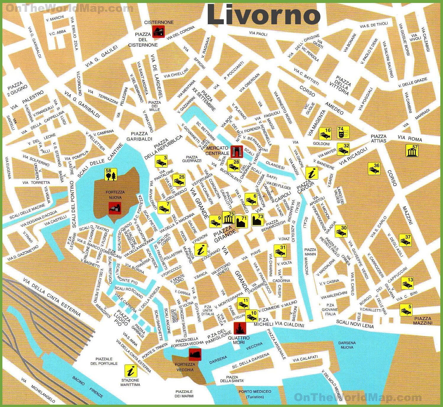 large map of sicily italy with Livorno Tourist Map on High Resolution Maps likewise 13i1C Isola Di Favignana Cala Rossa Favignana Italy also Maps Of Ancient Rome also Abruzzo Road Map additionally Bolzano Tourist Attractions Map.