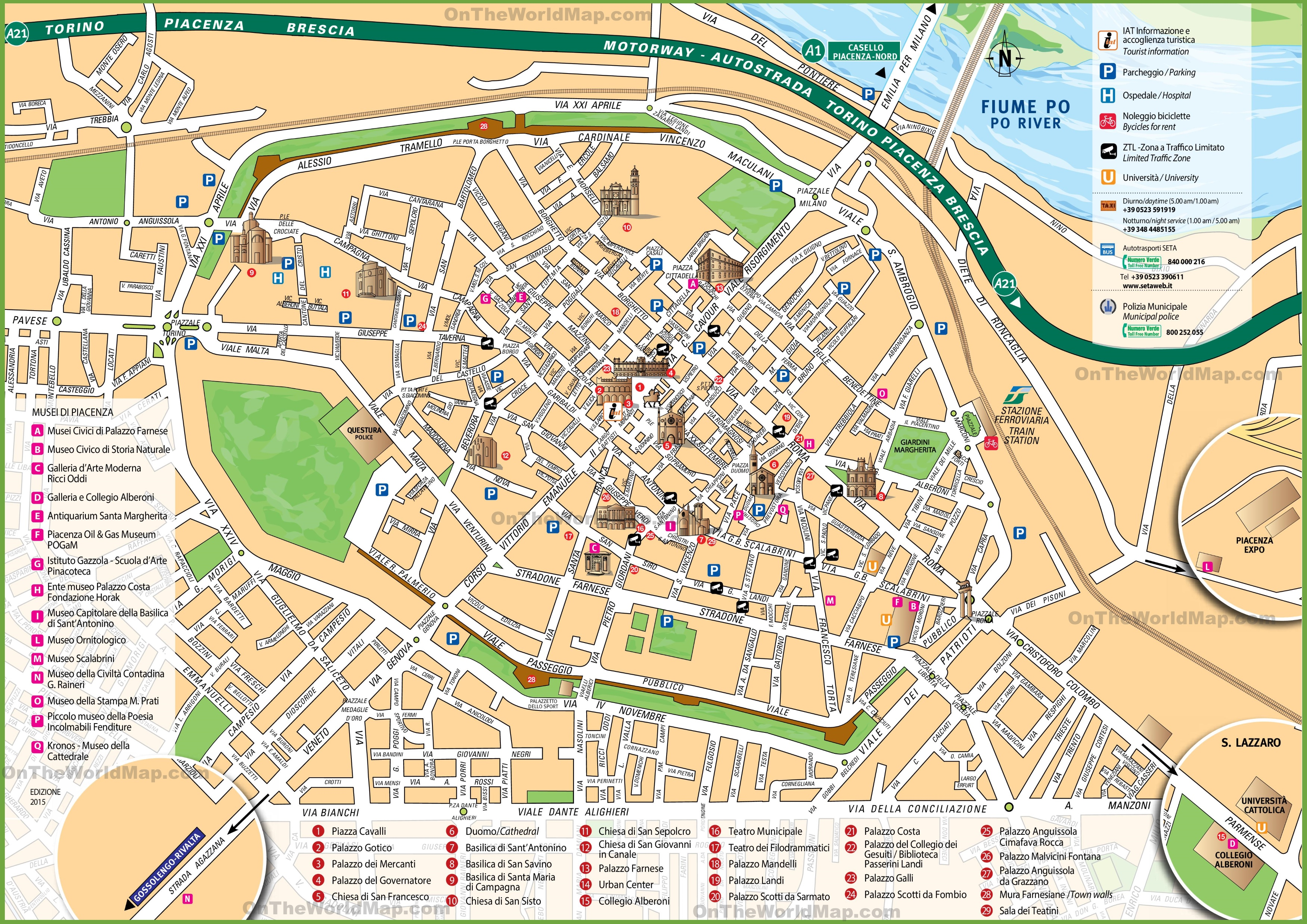 london points of interest map with Piacenza Tourist Map on Nashville Tourist Attractions Map in addition Piacenza Tourist Map also Sardinia Tourist Map besides Dachboden 25hours Hotel together with Vicenza Tourist Map.
