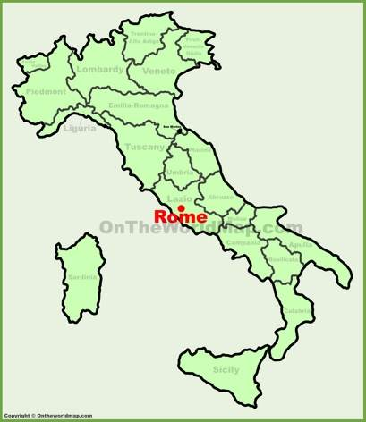 Where Is Rome On The Map Rome Maps | Italy | Maps of Rome (Roma) Where Is Rome On The Map