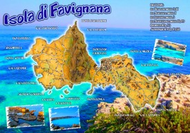 Favignana travel map